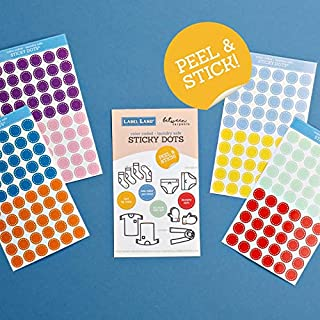 product image for Color Coding Sticky DOTS- Washer & Dryer Safe