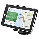 Car GPS Navigation,FULiYEAR 7 inch Touchscreen Voice Reminding Vehicle GPS Navigator 8GB Navigation System with Lifetime Map and Car Charger with back Bracket with Mount