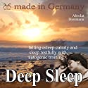 Deep sleep - falling asleep calmly and sleep restfully with autogenic training Audiobook by Franziska Diesmann Narrated by Colin Griffiths-Brown