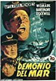 El demonio del mar [DVD]