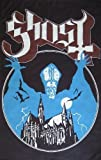 GHOST?? OPUS EPONYMOUS? Flagge/ flag By GHOST (0001-01-01)