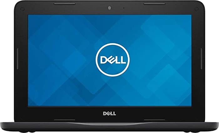 "Dell Inspiron C3181-C871BLK-PUS Laptop ( Chrome OS, Intel N3060, 11.6"" LCD Screen, Storage: 16 GB, RAM: 4 GB) Black"