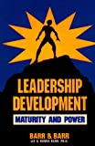 Book cover for Leadership Development: Maturity and Power