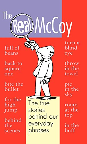 the real mccoy the true stories behind our everyday phrases 読書