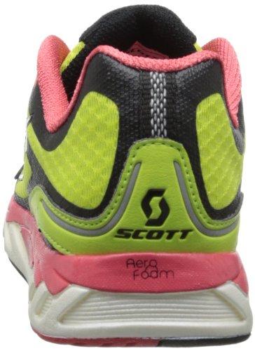 Scott Kör Kvinna Eride Af Tränare 2.0 Womens Walking Sko Grön / Röd
