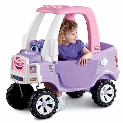 Princess Little Tikes Cozy Purple Truck by Little Tikes
