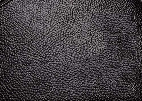 en Mode Mesdames Sac Doux Dos PU Portable Coudre À À Une Simple Cuir noir Épaule Sport Fil JIUSHIGUANG Sacs Dos Portés Visage wqxt0anXS6