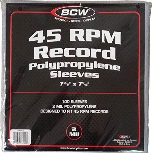 Man 45 Rpm Records (100 Vinyl 45 RPM 7
