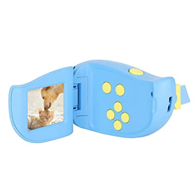 Kids Camera, Portable Mini Digital Camera HD Color Screen Display Kids Camera Support Multiple Languages Ideal Gift Toy for Kid Children: Electronics