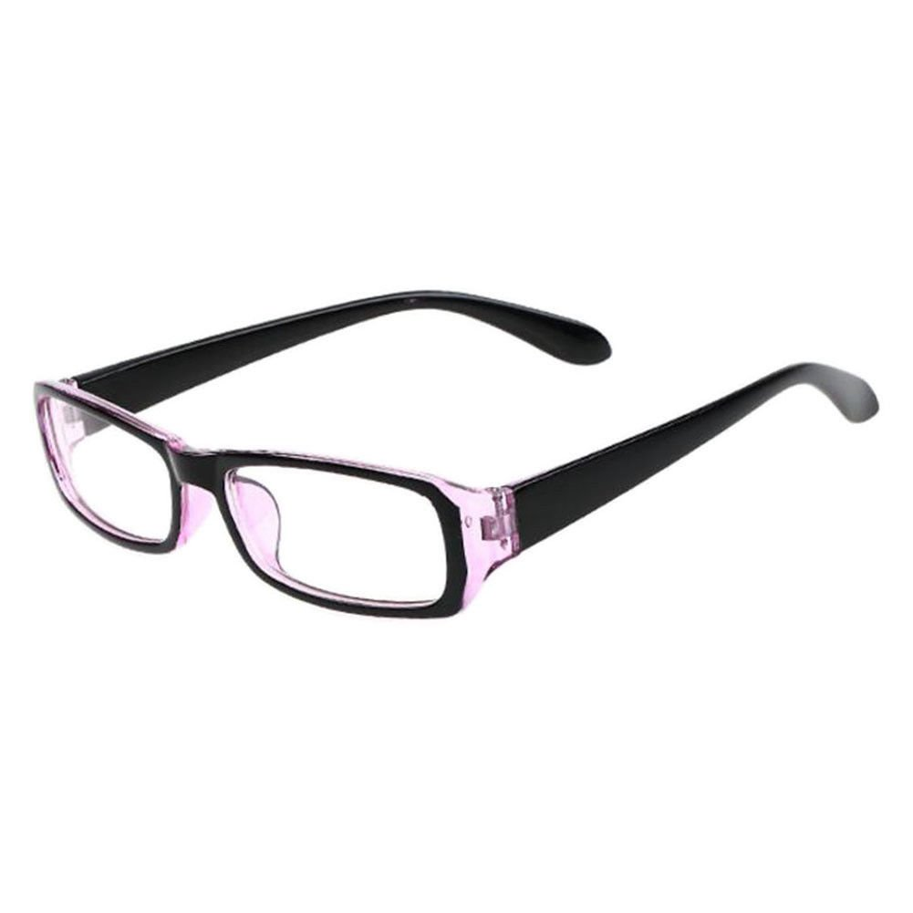 Haodasi Full Frame CR-39 Resin Lenses Myopia Glasses Short Sight Distance Nearsighted Eyeglasses -1.0 -2.0 -3.0 -4.0 -5.0 -6.0 (These are not reading glasses)