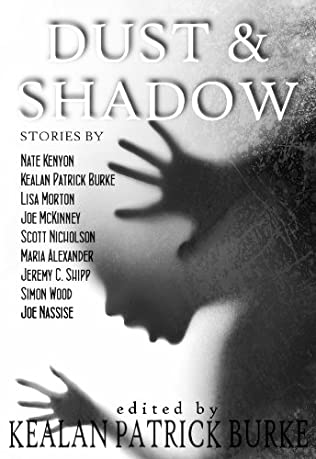 book cover of Dust & Shadow