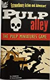 Pulp Alley Miniatures Game Rulebook
