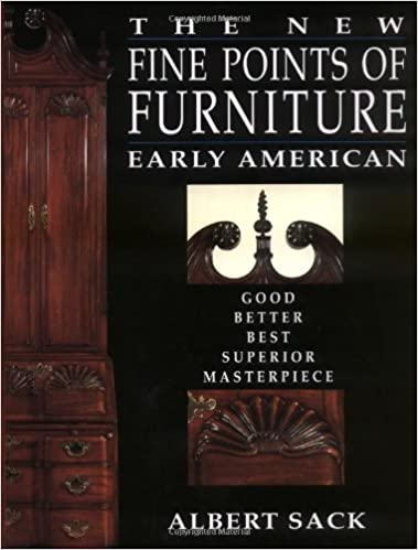 The New Fine Points of Furniture: Early American: The Good, Better, Best, Superior, Masterpiece
