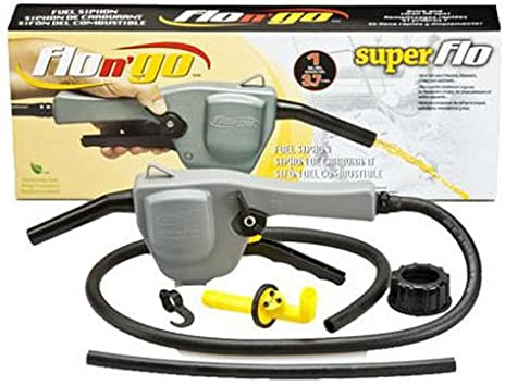 Amazon.com: Flo n Go 08339 Superflo Bomba: Sports & Outdoors