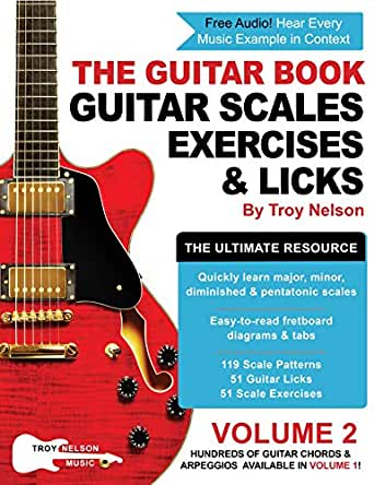 The Guitar Book: Volume 2: The Ultimate Resource for Discovering ...