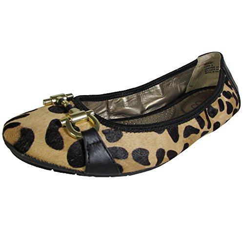 Me Lore Flat Ballet Jaguar Womens Shoe Womens Lore Flat Tan Ballet Too Too Me x681q1dX