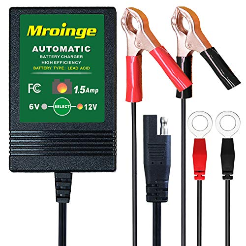 Mroinge Automatic Trickle Battery