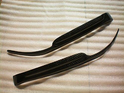 Carbon Fiber Headlight Eyelids For Mitsubishi Lancer Evolution EVO 7 8 9 EVO7 EVO8 EVO9 2000-2007 -