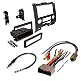 FORD 2008-2012 ESCAPE (NON-AMPLIFIED) CAR RADIO STEREO RADIO KIT DASH INSTALLATION MOUNTING W/ WIRING HARNESS AND RADIO ANTENNA