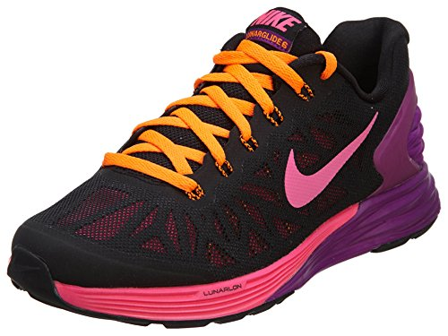 Sport Pink Style Trainer Bold Berry Orange Shoes Lunarglide Kids Total Black Big Nike 654156003 Pow qZwX4z4f