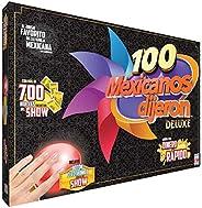 Fotorama Juego de Mesa 100 Mexicanos Deluxe 1184
