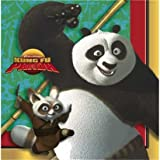 Kung Fu Panda Lunch Napkins, 16ct