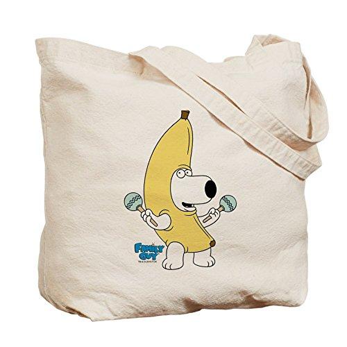 CafePress–Peanut Butter Jelly Time Tote Bag–Natural gamuza de bolsa de lona bolsa, bolsa de la compra