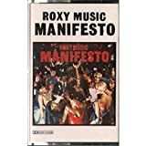 Roxy Music: Manifesto Cassette VG++ UK EG EGMC 38