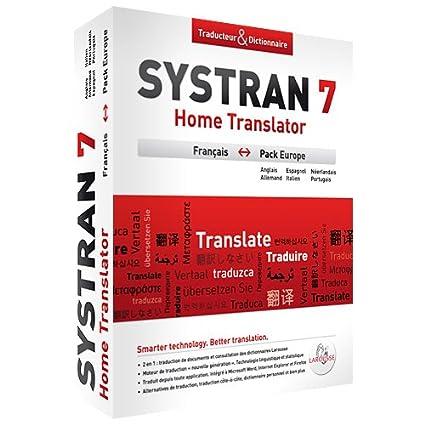 systran gratuitement pour windows 7