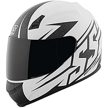 Speed & Strength SS700 Helmet - Hammer Down (MEDIUM) (MATTE WHITE)