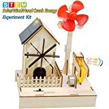 Wooden Electricity Generating Science Experiment