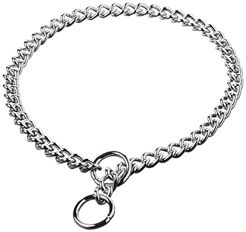 Herm. Sprenger X-Heavy Chain Training Collar, 4.00 mm (Heavy Choke Collar Steel)