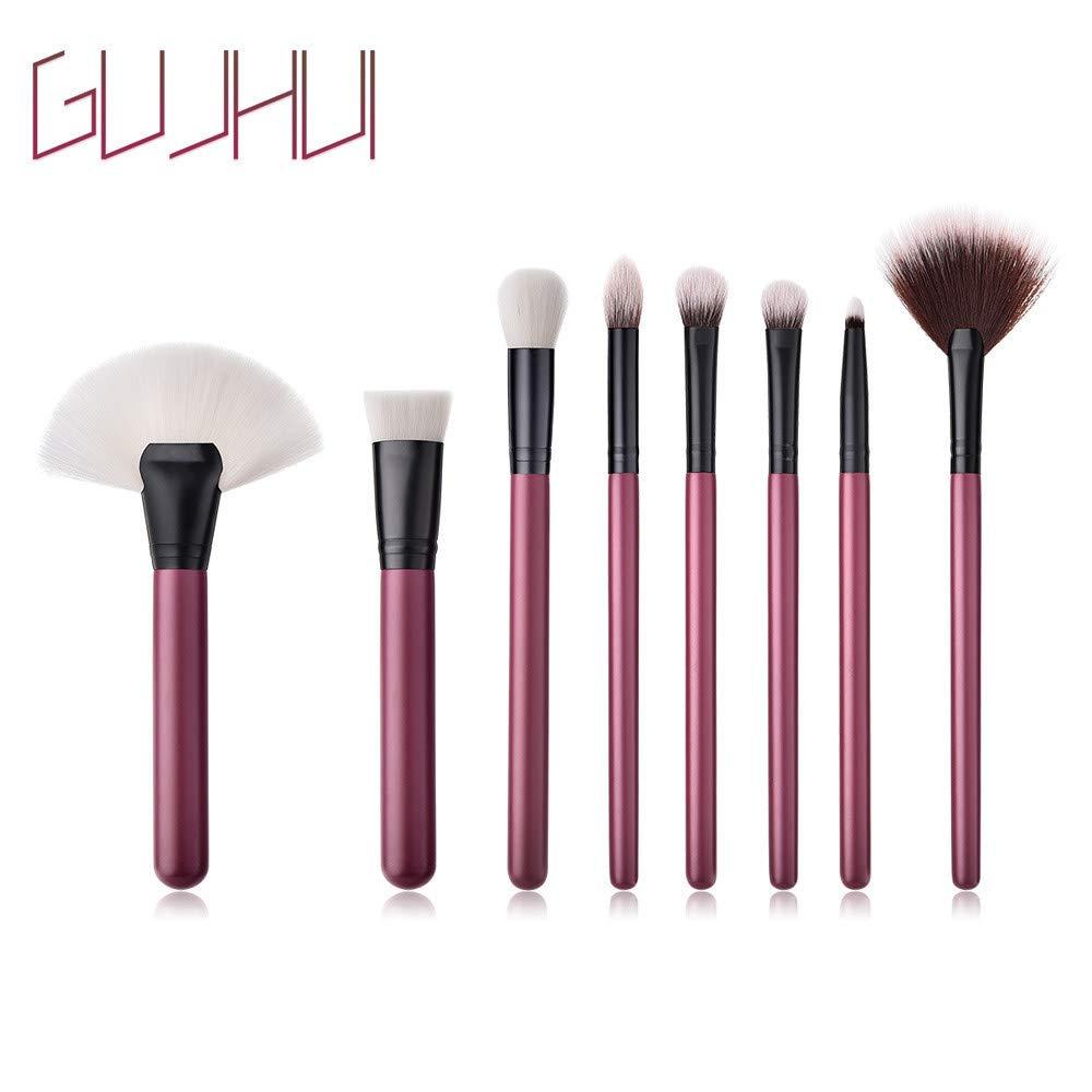 Makeup Brushes Under 2 Dollars 18 Color Shimmer Glitter Eye Shadow Powder Matt Eyeshadow Makeup Brush Set