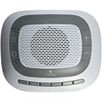 myBaby SoundSpa White Noise Machine, Plays 4 Soothing Sounds
