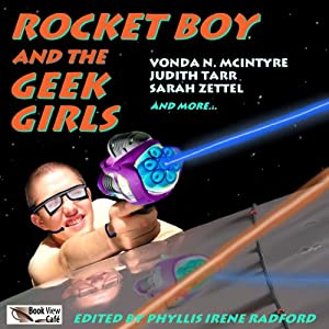 Rocket Boy and the Geek Girls Audiobook