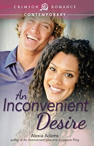 book cover of An Inconvenient Desire
