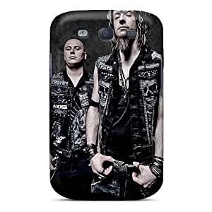 Great Hard Phone Cover For Samsung Galaxy S3 (hkE14853weRb) Allow Personal Design Nice Grave Band Series