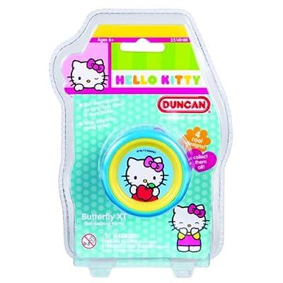 Duncan Hello Kitty Butterfly XT Yo-Yo (Assorted Colors): Toys & Games