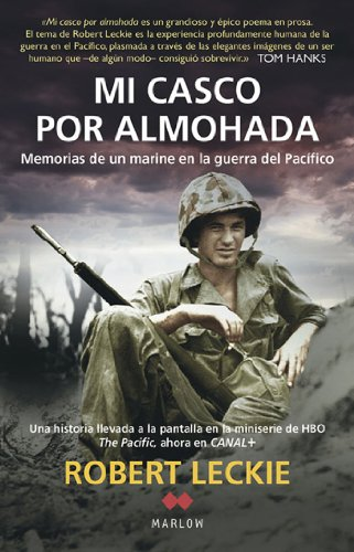 Mi casco por almohada (Marlow) (Spanish Edition) by [Leckie, Robert