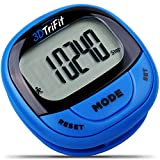 Best odometer for walking - 3DTriFit 3D Pedometer Activity Tracker | Best Pedometer Review