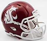 Riddell WASHINGTON STATE COUGARS NCAA Revolution SPEED Mini Football Helmet