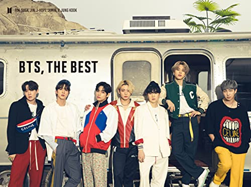 BTS, THE BEST (첫 한정반B)(2CD+2DVD)
