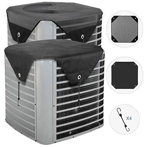 Bestalent Air Conditioner Cover for Outside Units Ac Cover 36 x 36 inches (Outdoor Conditioning Air Covers)