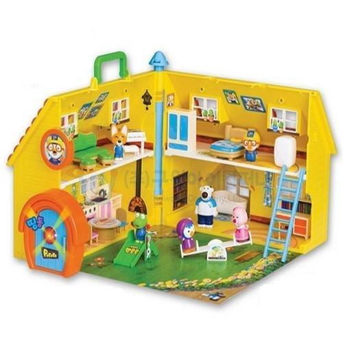 002kr Samjin International /_ Pororo House Korean Toy