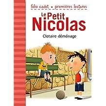 Le Petit Nicolas (Tome 36) - Clotaire déménage (French Edition)