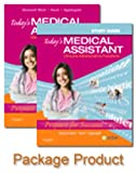Today's Medical Assistant - Text and Study Guide Package : Clinical and Administrative Procedures, Bonewit-West, Kathy and Hunt, Sue, 1437701604
