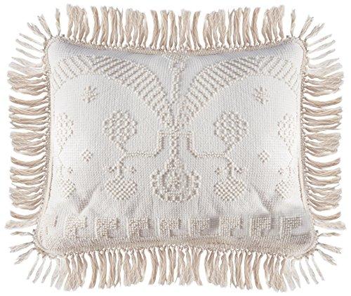Martha Washington's Choice Pillow Sham - Standard - Antique - with String Fringe (Single ()