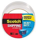 """Scotch Heavy Duty Packaging Tape, 1.88"""" x 65.6"""