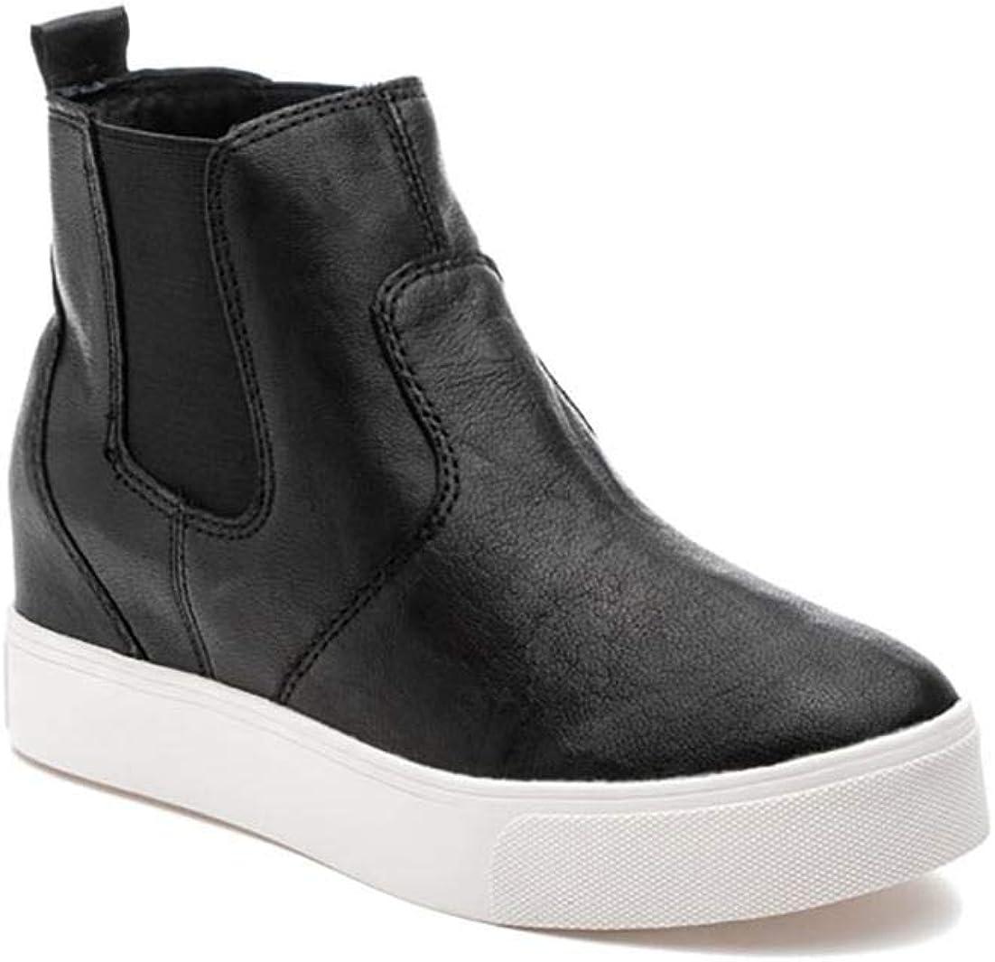 J/Slides - Women's Sydnee Boots - Black