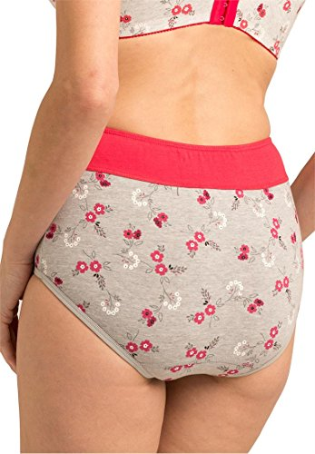 of new cotton pack brief comfort choice p comforter s panties nwot size